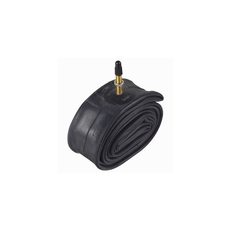 Chambre air v lo zk1 700 x 20 23c valve presta longue 51mm for Chambre a air velo dimension