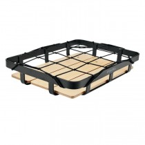 Porte-Bagage avant ELECTRA Wood Front Tray Black