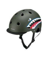 Casque de Protection Electre Tiger Shark