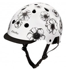 Casque de Protection Electra Flowers