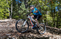 VTT VAE MATRA i-Force XT10 Blanc en action