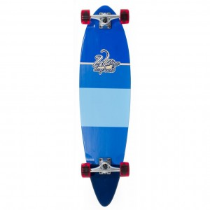 Voltage Stubby Pintail Longboard