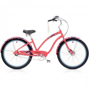 Vélo femme Beach Cruiser ELECTRA Morning star 3i