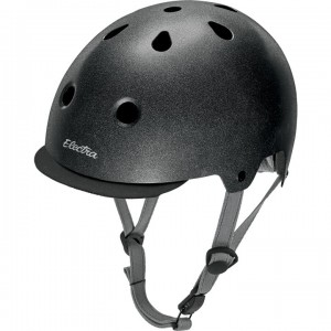 Casque de Protection vélo Electra graphite reflective