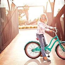 Vélo enfant Beach cruiser ELECTRA Sweet ride fille 20 vert