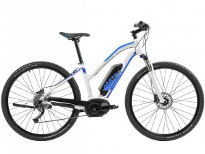 Vélo électrique MATRA i-Step Super-Light D9 Blanc