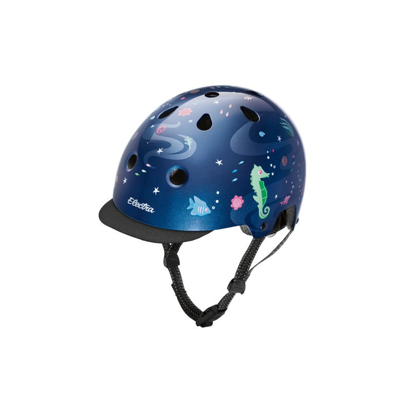 Casque de Protection Electra Under the Sea vélo enfant