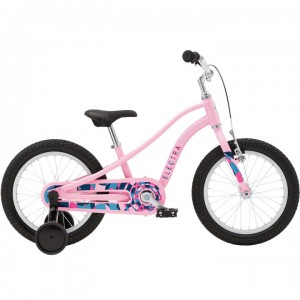 "Vélo enfant ELECTRA Sprocket 16"" Fille Rose 2019"