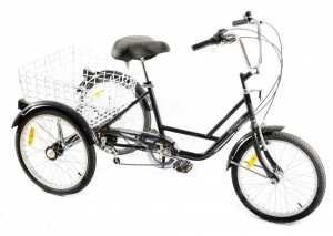 "Tricycle ARCADE Trokolo 20"" 6 vitesses"