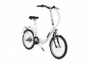 "Vélo ARCADE pliant Folding 20"" made in France"