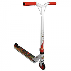 Trottinette Freestyle HADES Helios Rouge