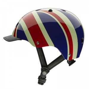 Casque de protection NUTCASE Union Jack