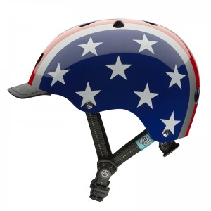 Casque de Protection NUTCASE Stars and Stripes