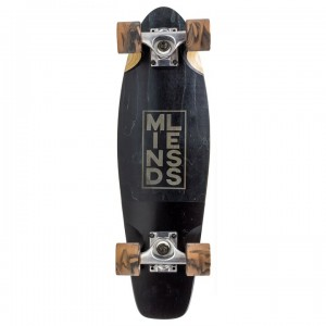 """Cruiser MINDLESS 24"""" Stained Daily III Noir"""