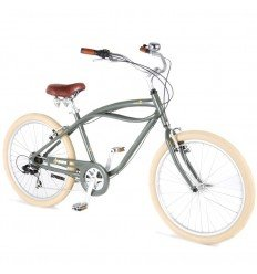 Beach Cruiser WESTSIDE Steampunk Homme 01
