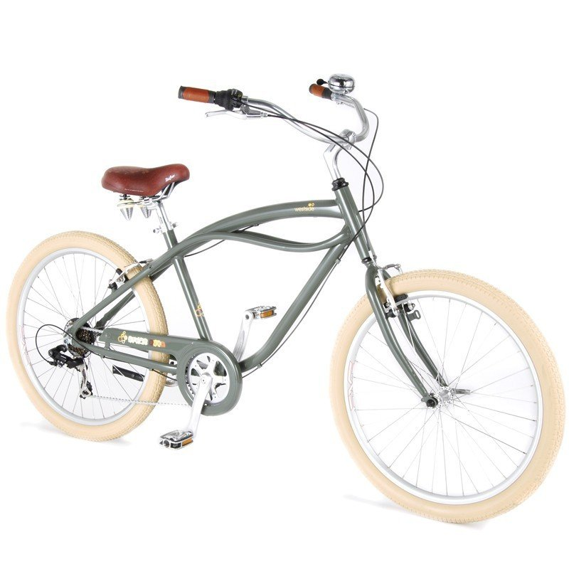 Beach Cruiser Homme WSD Steampunk