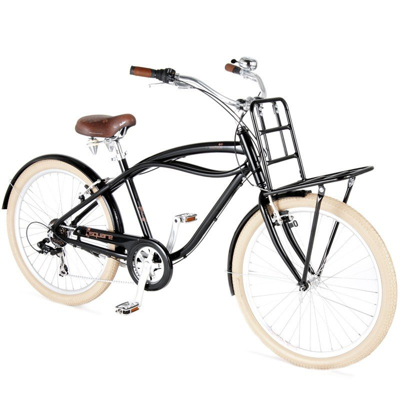 Beach Cruiser WESTSIDE Square Homme 01