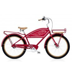 Beach Cruiser ELECTRA Delivery 3i Red